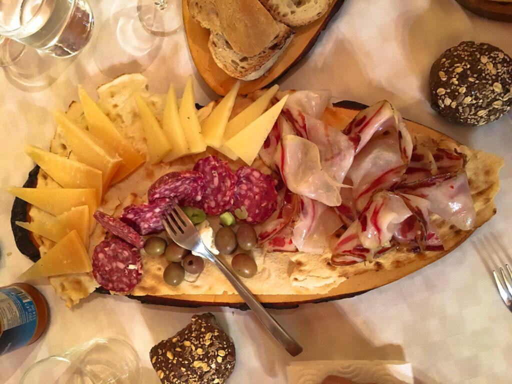 Sardinian specialities