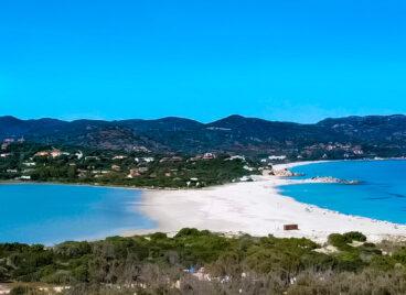 La spiaggia Porto Giunco a Villasimius