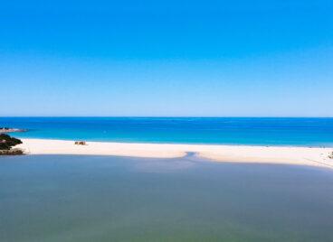 La spiaggia di Chia Su Giudeu